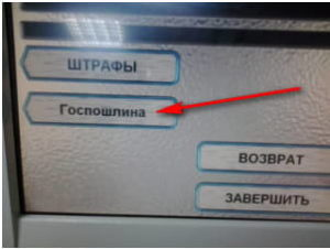 Способы оплаты госпошлины за гражданство России