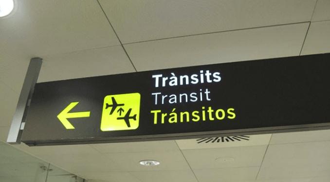 Особенности транзитного перелета