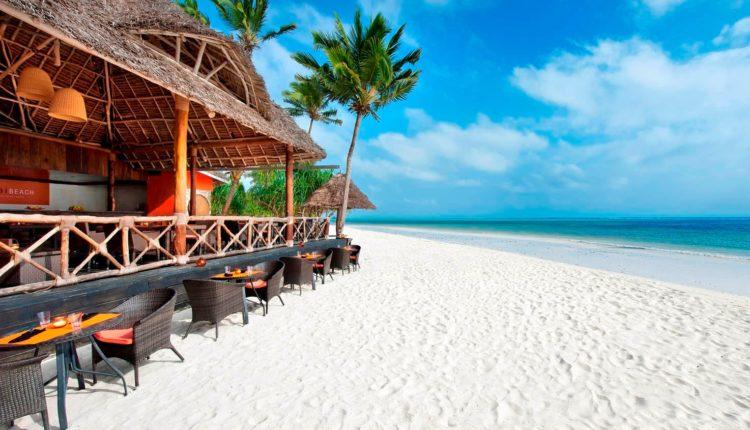 Пляж Танзании