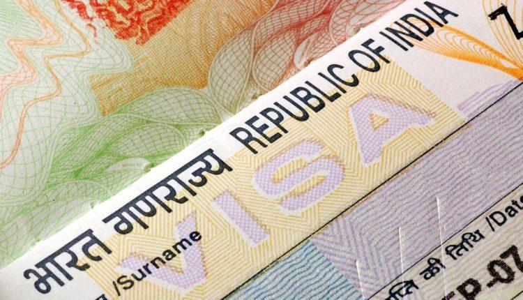 Типы виз в Индию