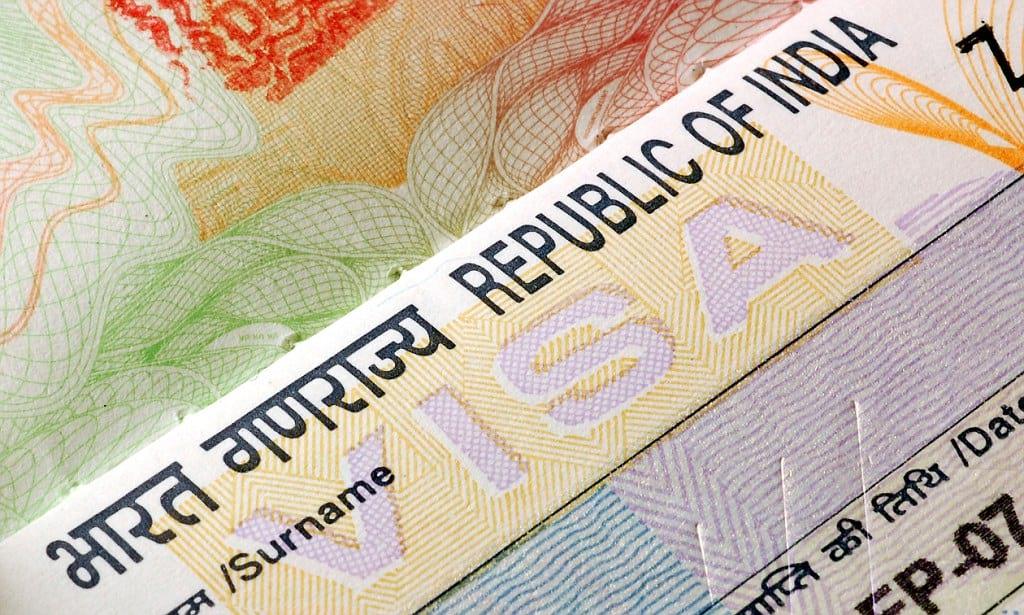 Транзитная виза в Индию для россиян в 2019 году