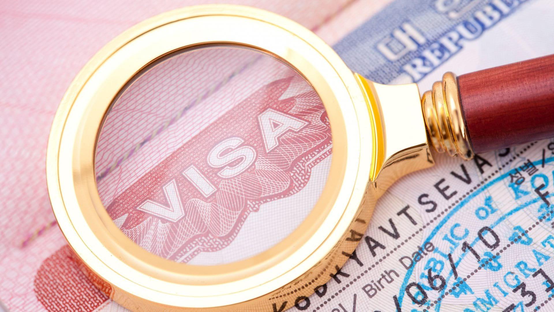 Порядок заполнения анкеты на визу в Грецию