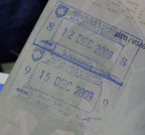 Виза в Косово