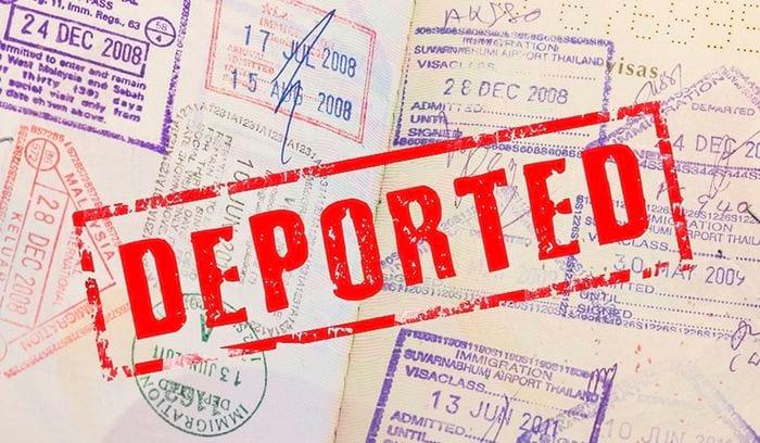 Порядок депортации иностранных граждан из России (основания, срок)