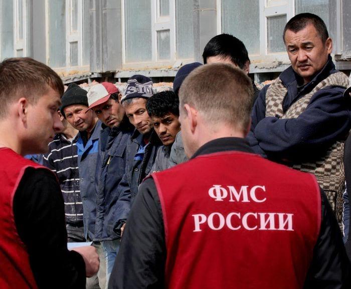 Нелегальное пересечение границы России