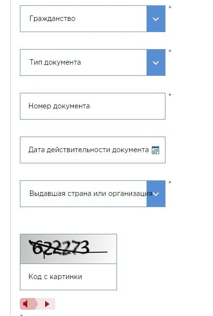 Онлайн проверка на въезд2