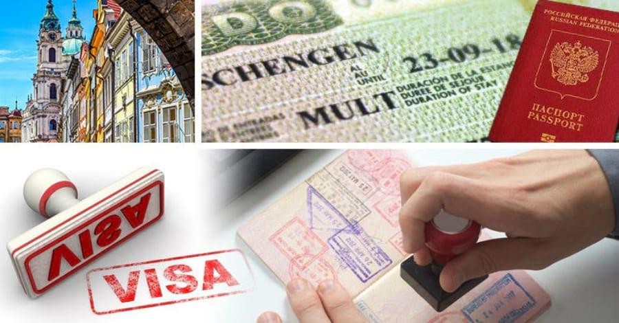 Какие документы необходимы для оформления шенгенской визы