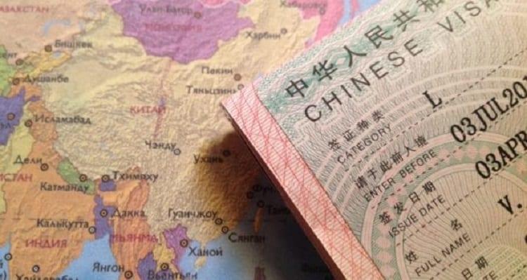 Характеристика транзитной визы в Китай