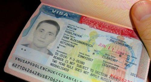 Американская виза категории «J1»