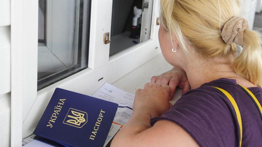 Временная регистрация для украинцев в россии сэс медицинская книжка продление