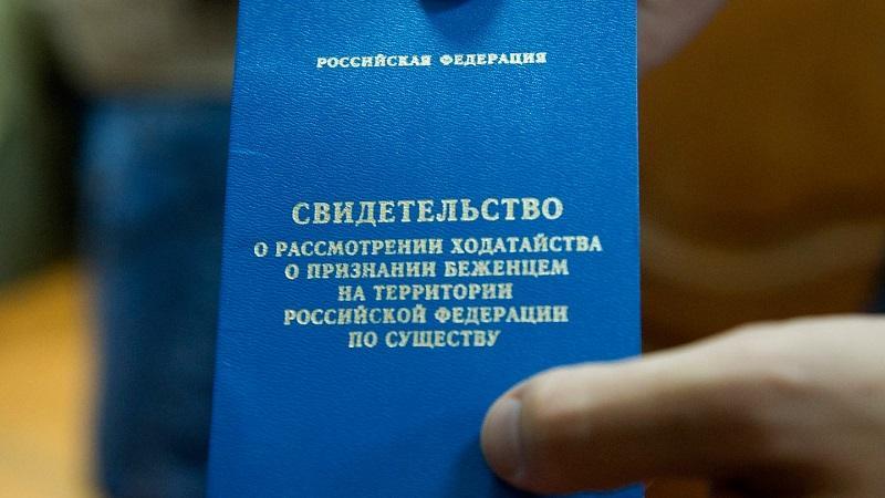 Регистрация временное убежище в россии налог на работу по патенту