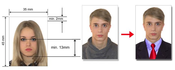 Требования к фото для российского паспорта