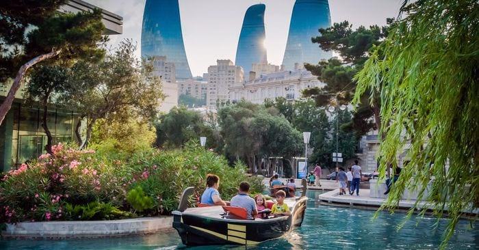 Условия въезда в Азербайджан