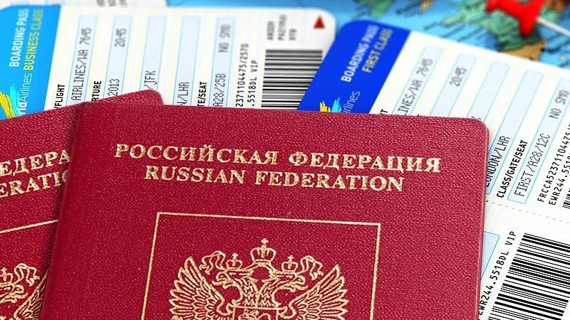 Загранпаспорт и документы