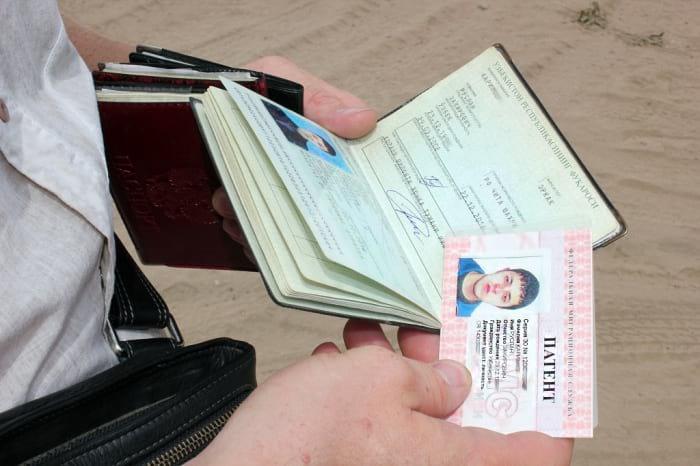 Продление действия патента для иностранных граждан