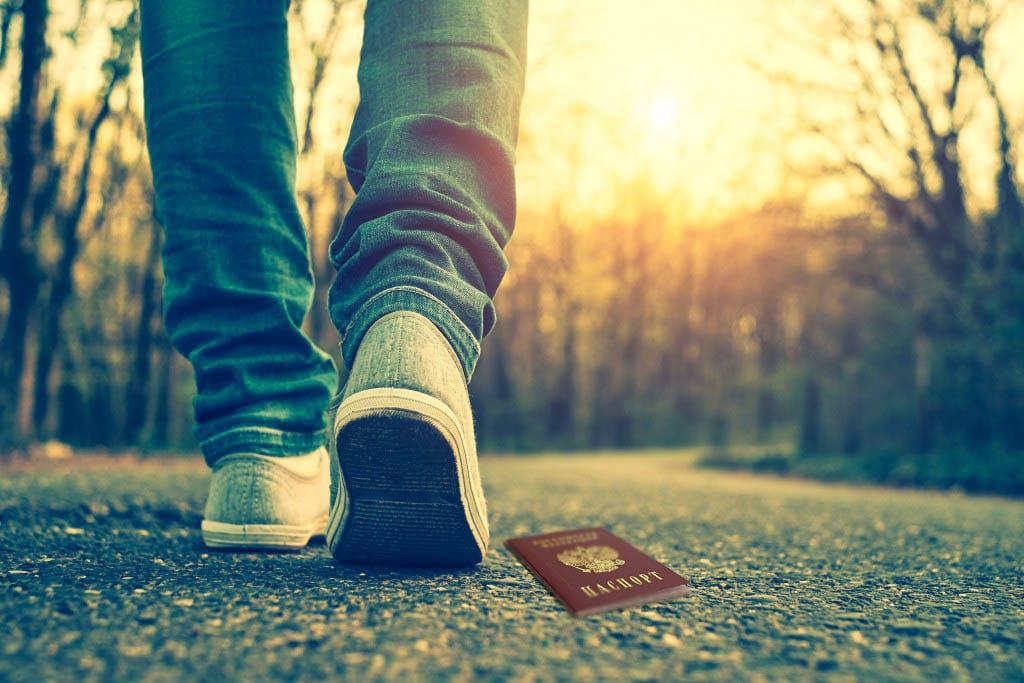 Как заблокировать паспорт через интернет при утере