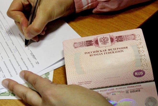 Смена просроченного паспорта