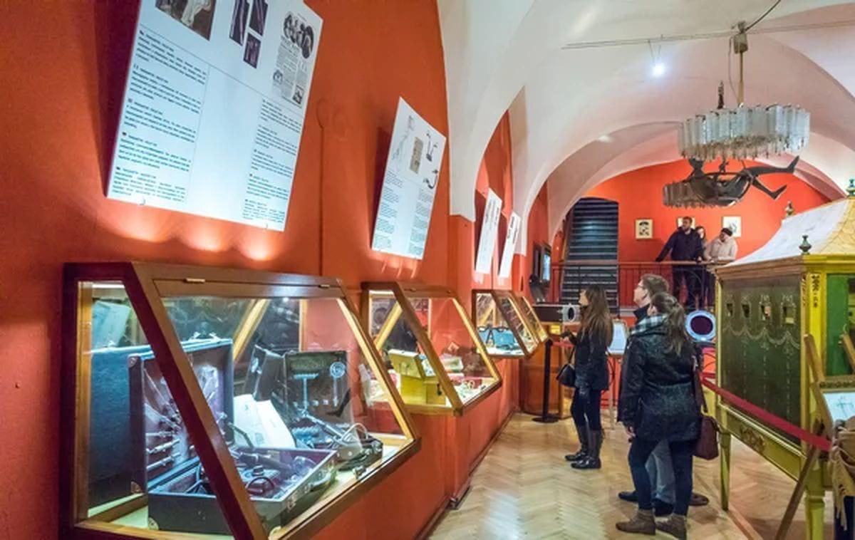 Чешский музей с продолжением