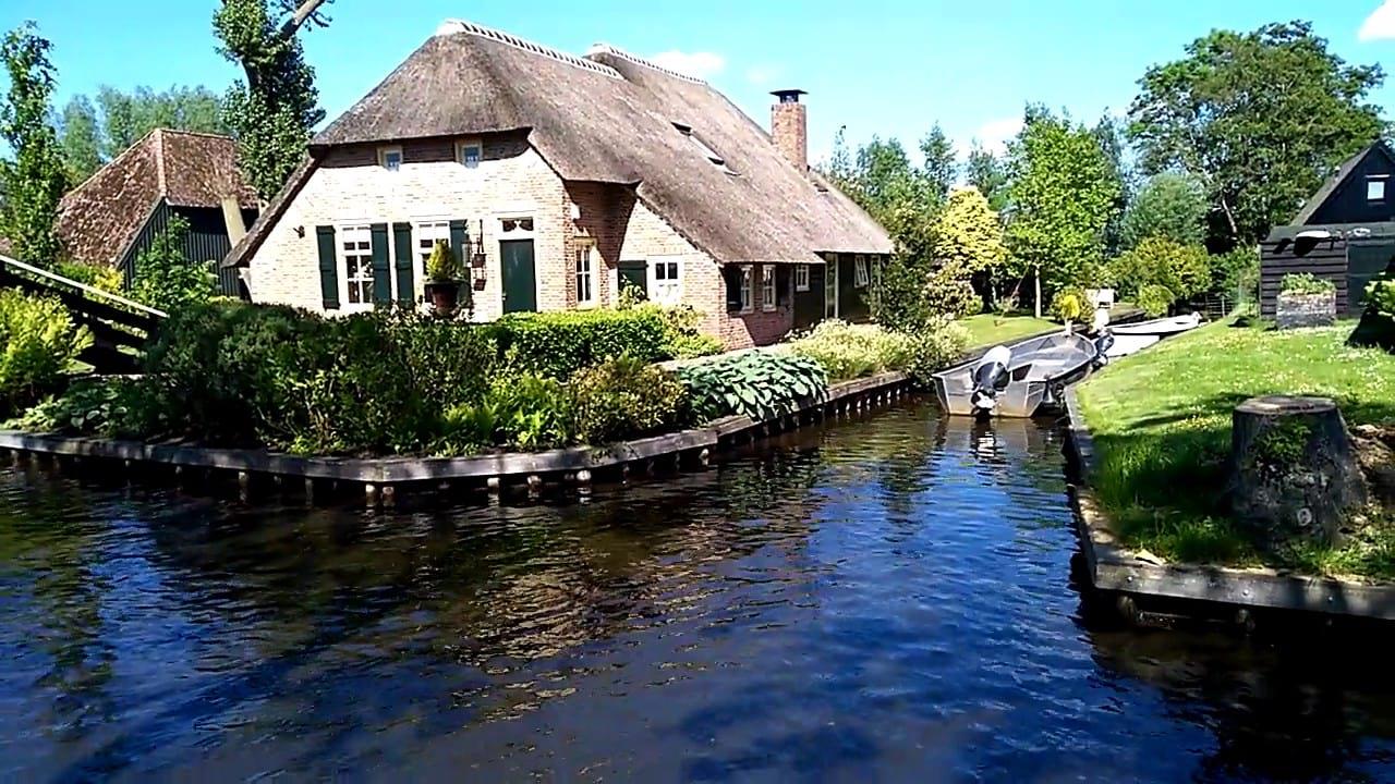 Необычные места Нидерландов (ТОП-10)