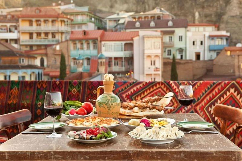 Обычаи и традиции Грузия, черты национального характера, характерные обряды || Национальные традиции грузии