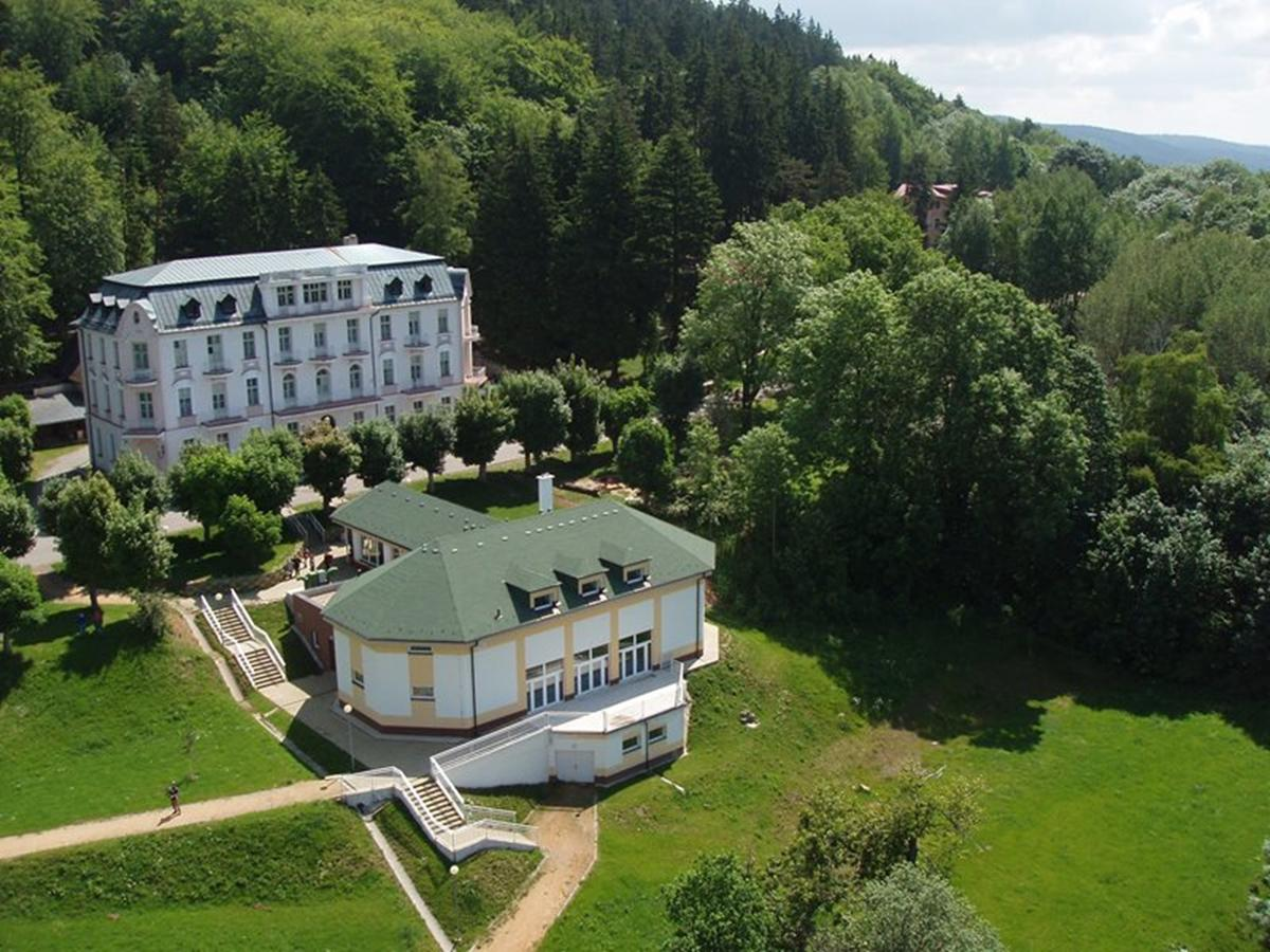 10 лучших курортов Чехии