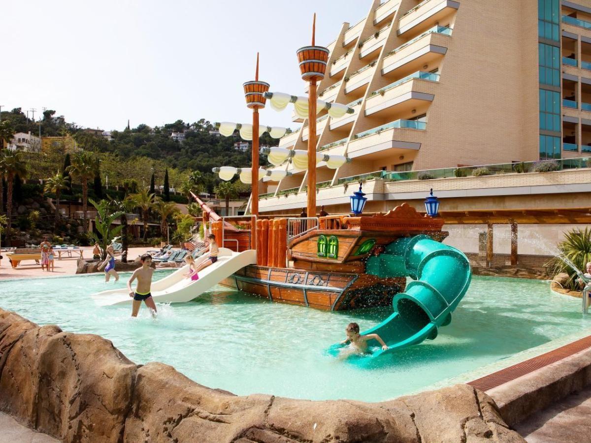 6 отелей с огромной территорией, из которых не хочется уходить
