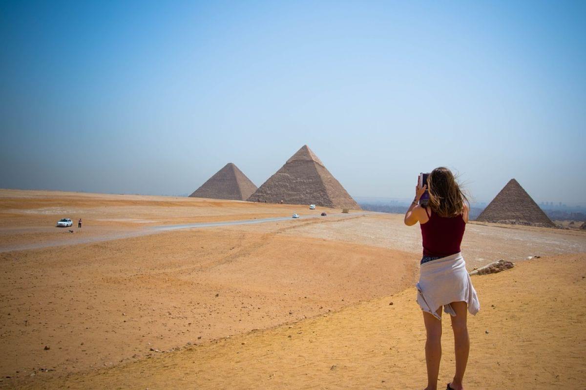 Особенности культуры Египта