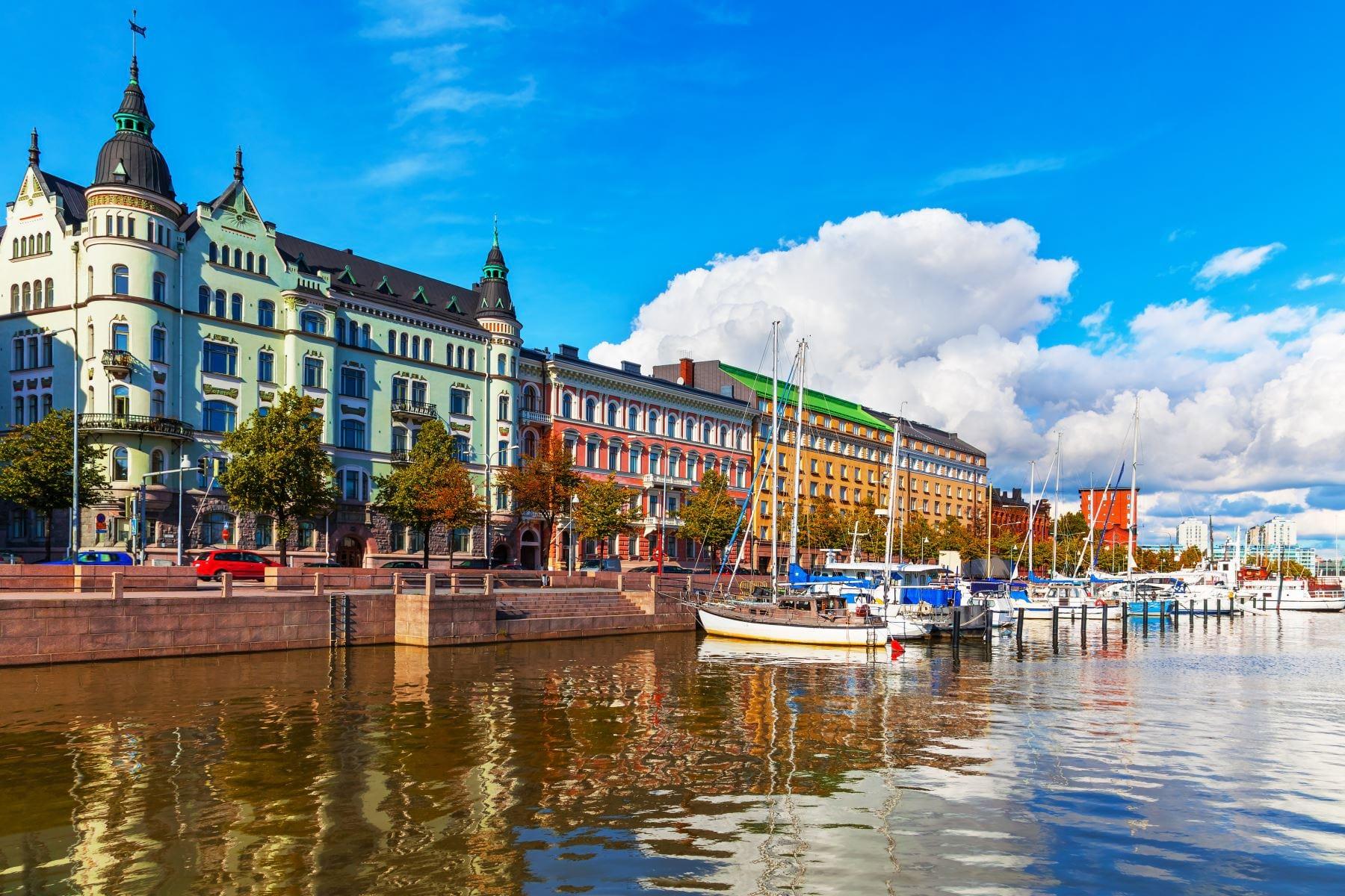 Как найти работу в Финляндии русским без знания языка