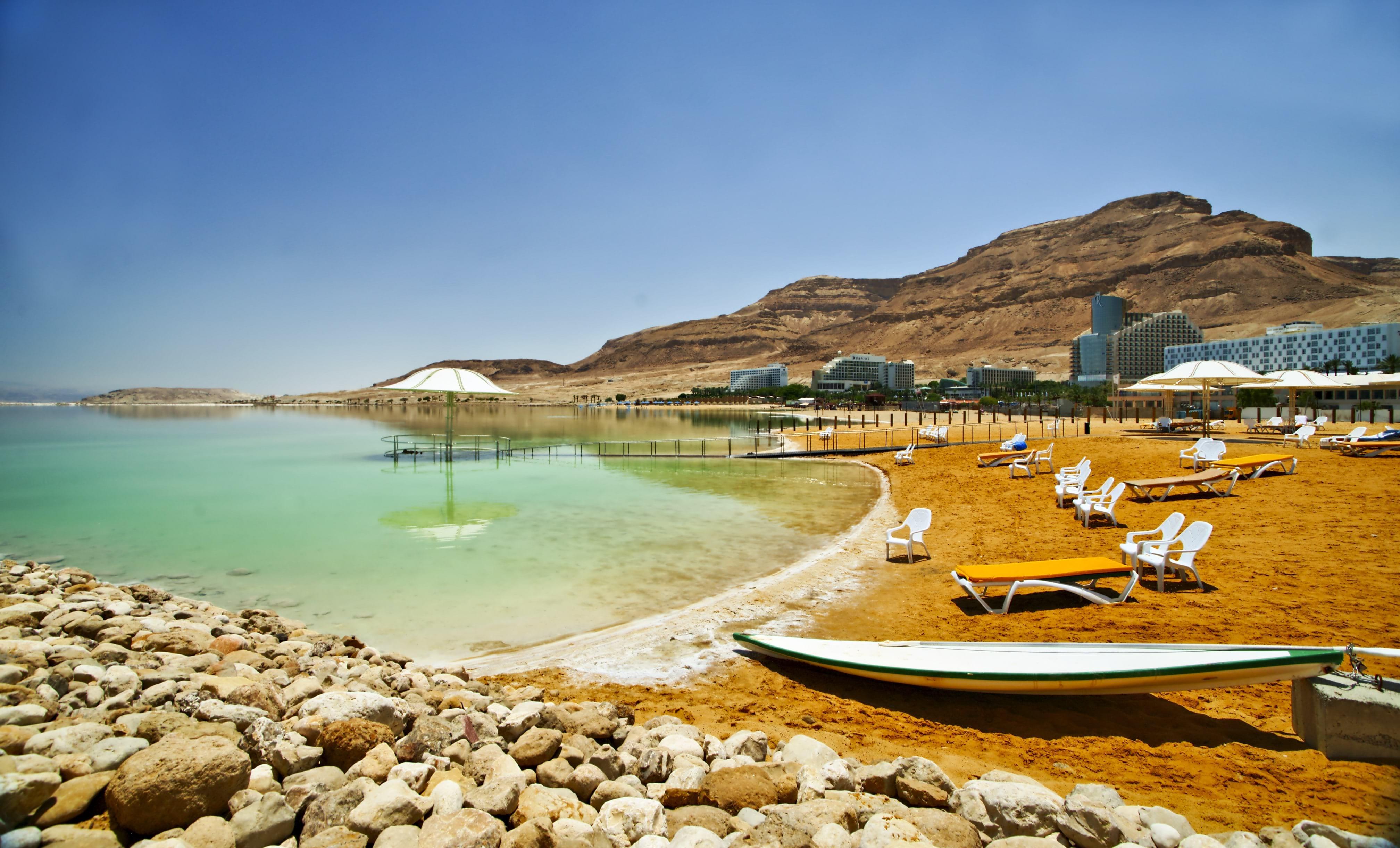Особенности курортов Израиля