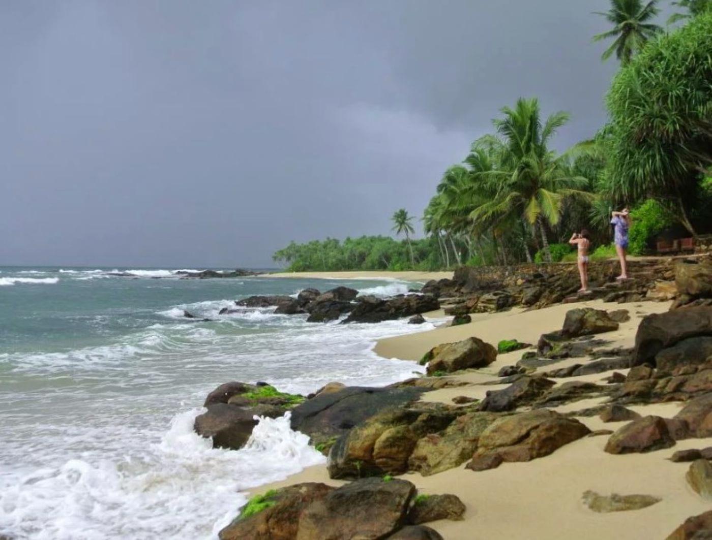 Юго-западное побережье Шри-Ланки