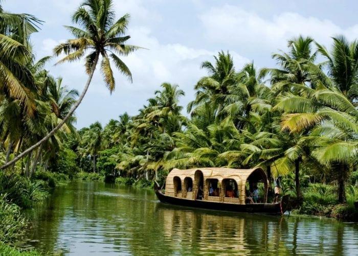 Штат Керала в Индии