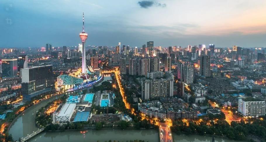 Город Чэнду в Китае: где находится и достопримечательности