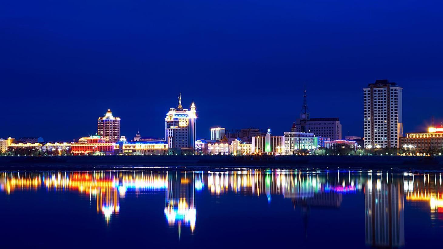 Город Хэйхе в Китае: достопримечательности и шоппинг
