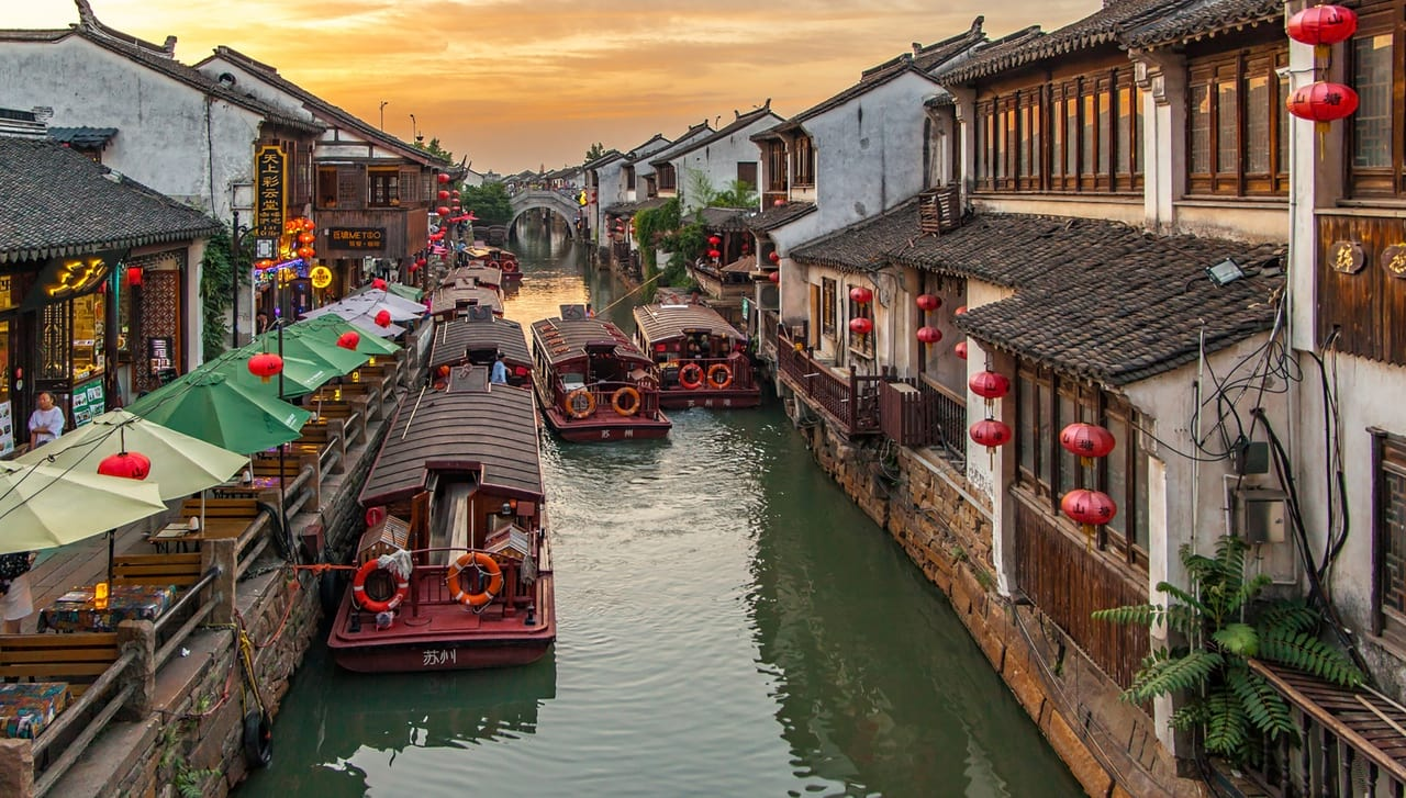 Крупные города Китая по количеству населения: полный список миллионников