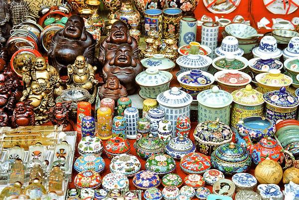 Что привезти из Китая: популярные и недорогие сувениры и подарки