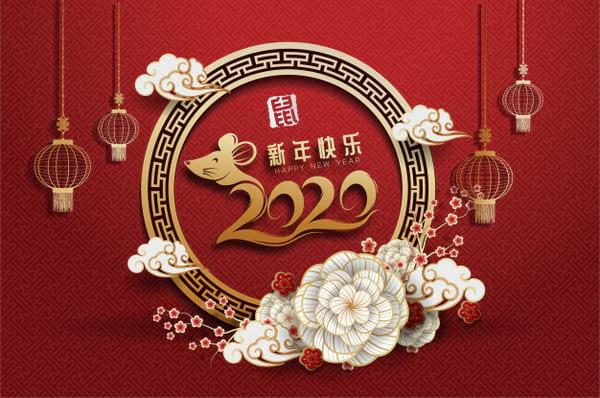 Китайский Новый год 2020: когда начинается и заканчивается