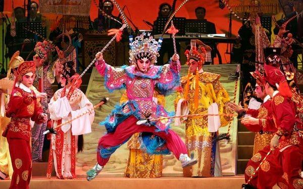 Традиционная и современная культура Китая: особенности