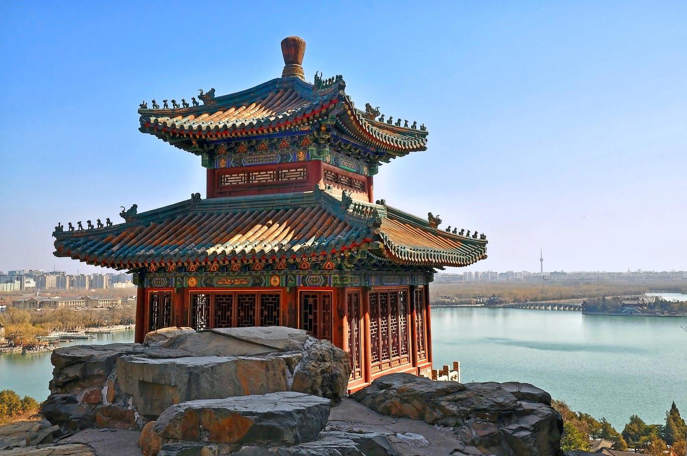 Столица Китая: описание, местонахождение, население и история